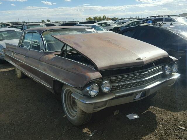 1962 Cadillac Eldorado | 945816