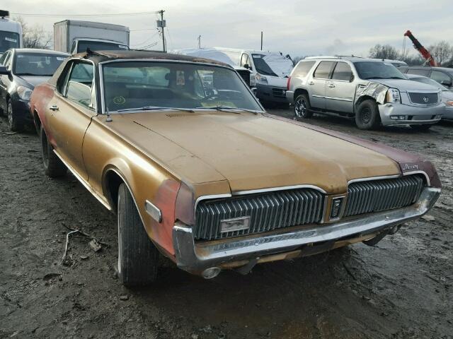 1968 Mercury Cougar | 945823