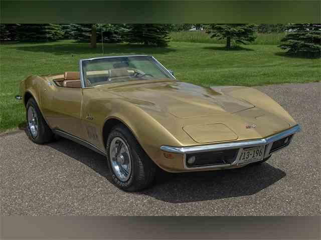 1969 Chevrolet Corvette | 940585