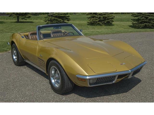 1971 Chevrolet Corvette | 940586