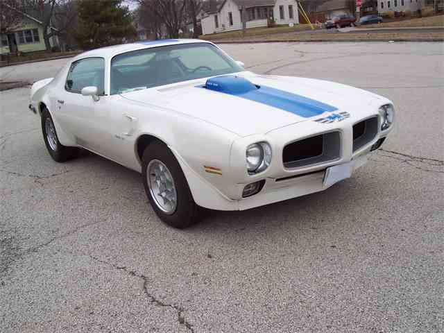 1971 Pontiac Firebird Trans Am | 945898