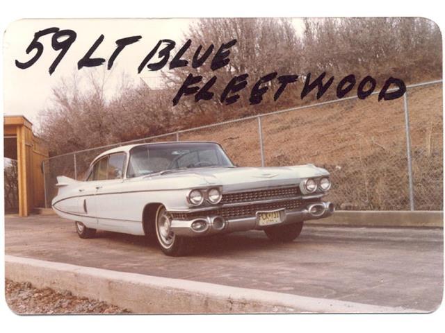 1959 Cadillac Fleetwood | 940059