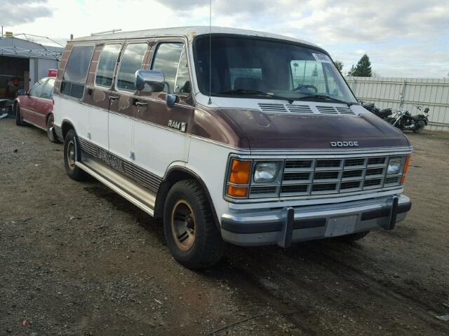 1990 Dodge Ram Van | 945911