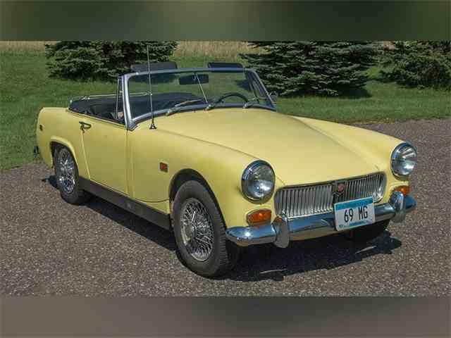 1969 MG Midget | 940592