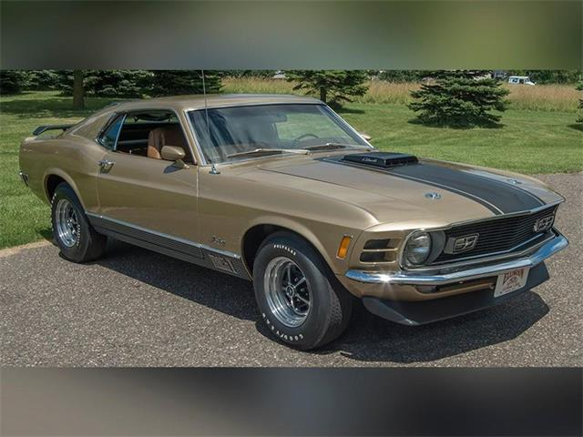 1970 Ford Mustang | 940593