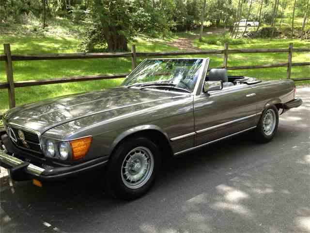 1983 Mercedes-Benz 380SL   945933
