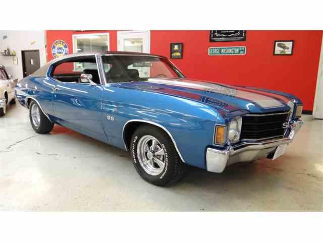 1972 Chevrolet Chevelle SS | 945936