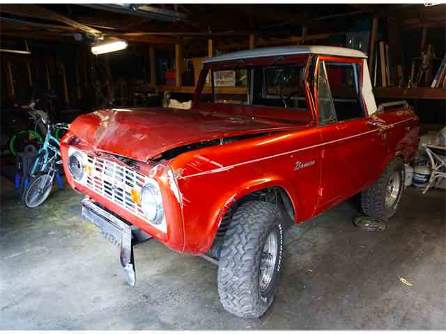 1969 Ford Bronco | 945937
