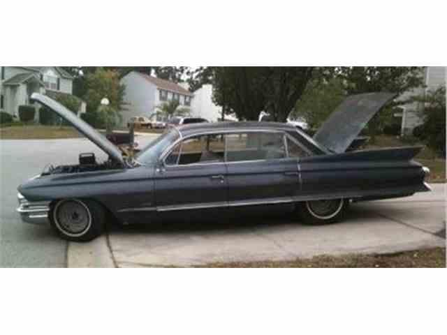 1961 Cadillac Sedan DeVille | 945938