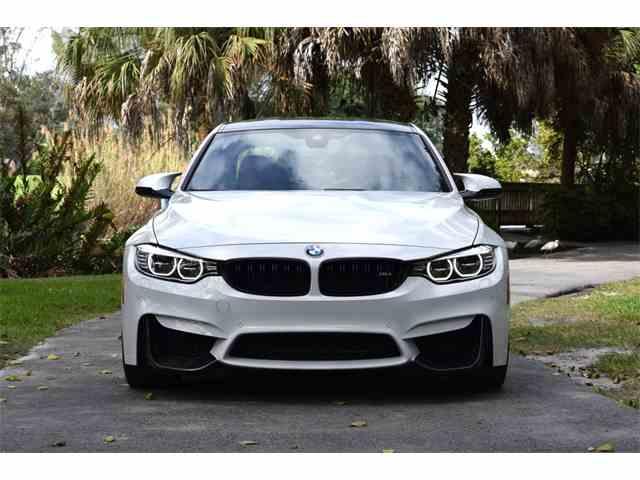 2015 BMW M3   945944