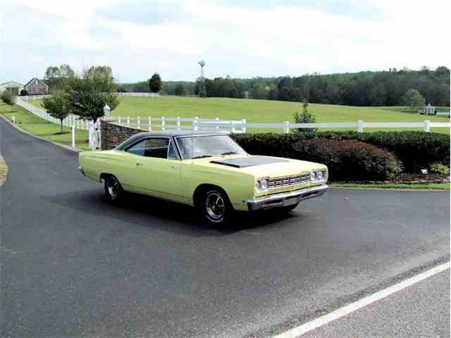 1968 Plymouth Road Runner | 945951
