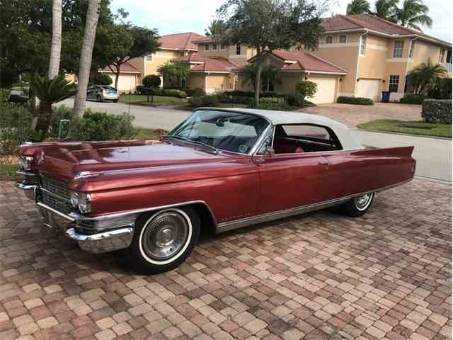 1963 Cadillac Eldorado | 945954