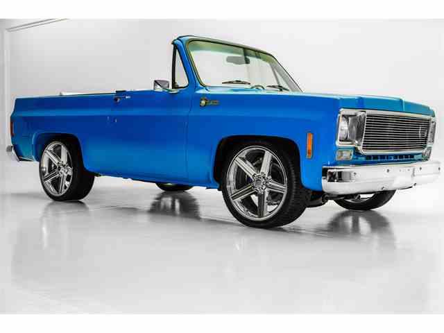 1975 Chevrolet Blazer | 945961