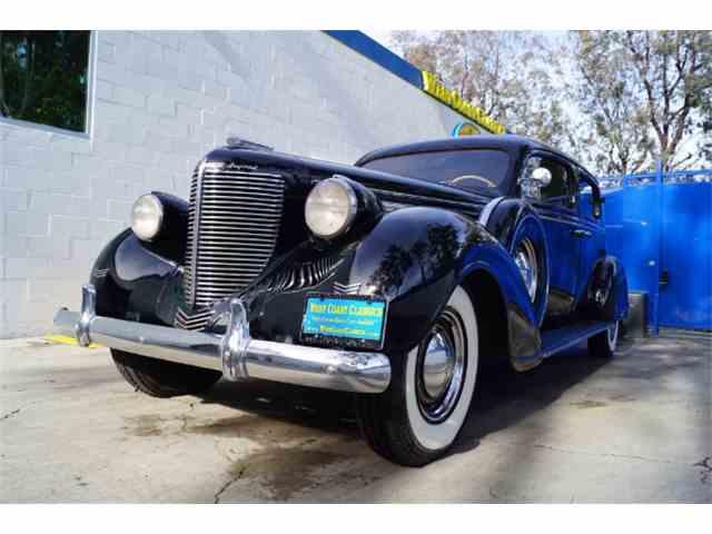 1938 Chrysler Custom Imperial C20 Limousine | 945969