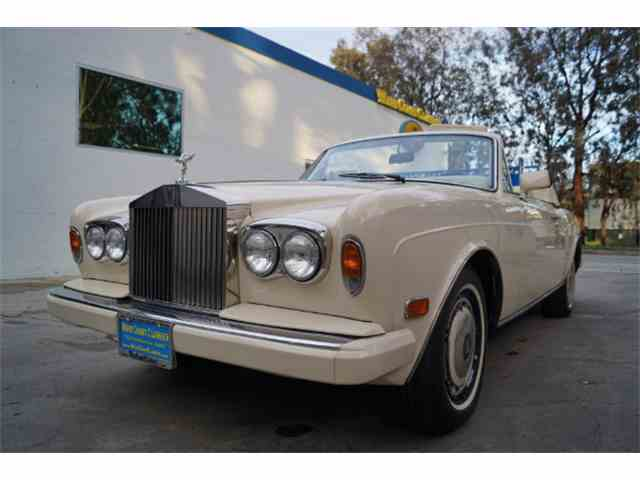 1991 Rolls-Royce Corniche III | 945971