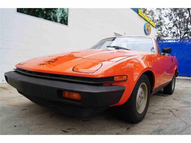 1979 Triumph TR7   945974