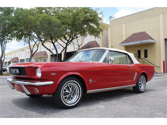 1966 Ford Mustang Pony Car Aut Mustang GT | 945977