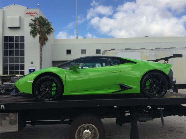 2015 Lamborghini Huracan   945978