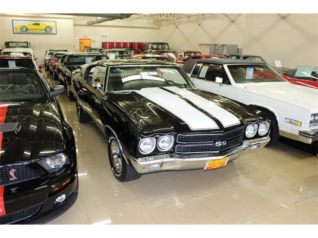 1970 Chevrolet Chevelle LS6 SS454   945981