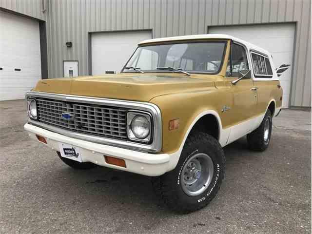 1972 Chevrolet Blazer | 945983