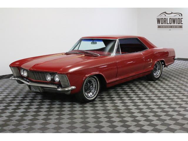 1963 Buick Riviera | 945988