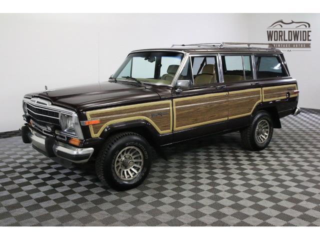 1988 Jeep Wagoneer | 945990