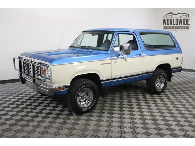 1978 Dodge Ramcharger | 945992