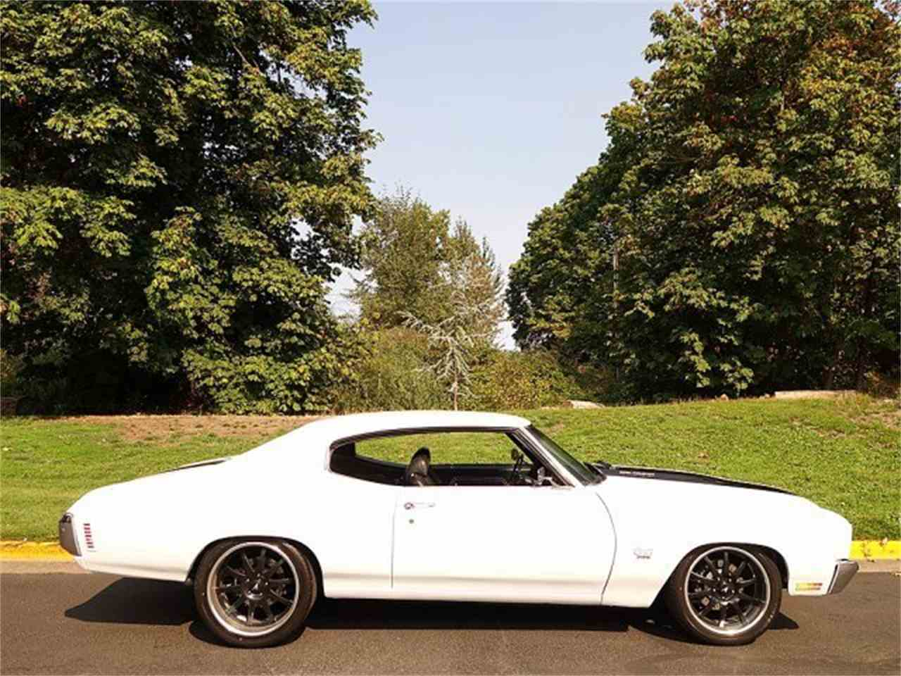 1970 chevrolet chevelle ss for sale cc 940006. Black Bedroom Furniture Sets. Home Design Ideas