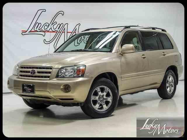 2005 Toyota Highlander | 946007