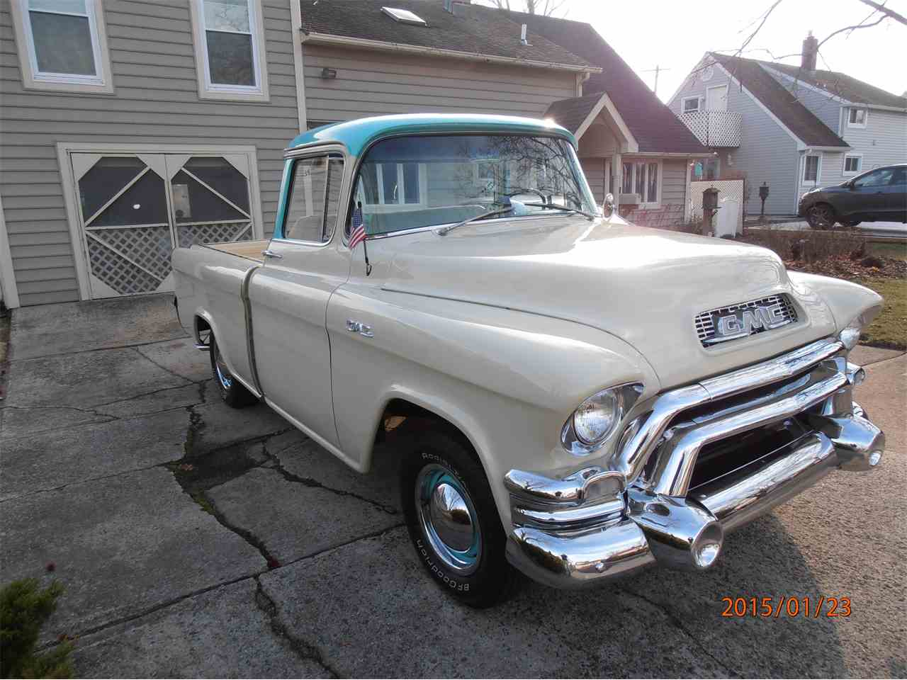 1955 gmc truck for sale cc 940601 for 1955 gmc 5 window pickup for sale