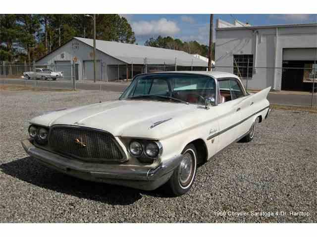 1960 Chrysler Saratoga 4-Dr. Hardtop | 946023