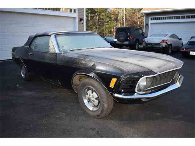 1970 Ford Mustang | 946025