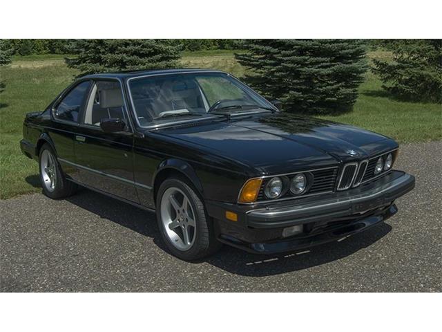 1987 BMW 6 Series | 940603