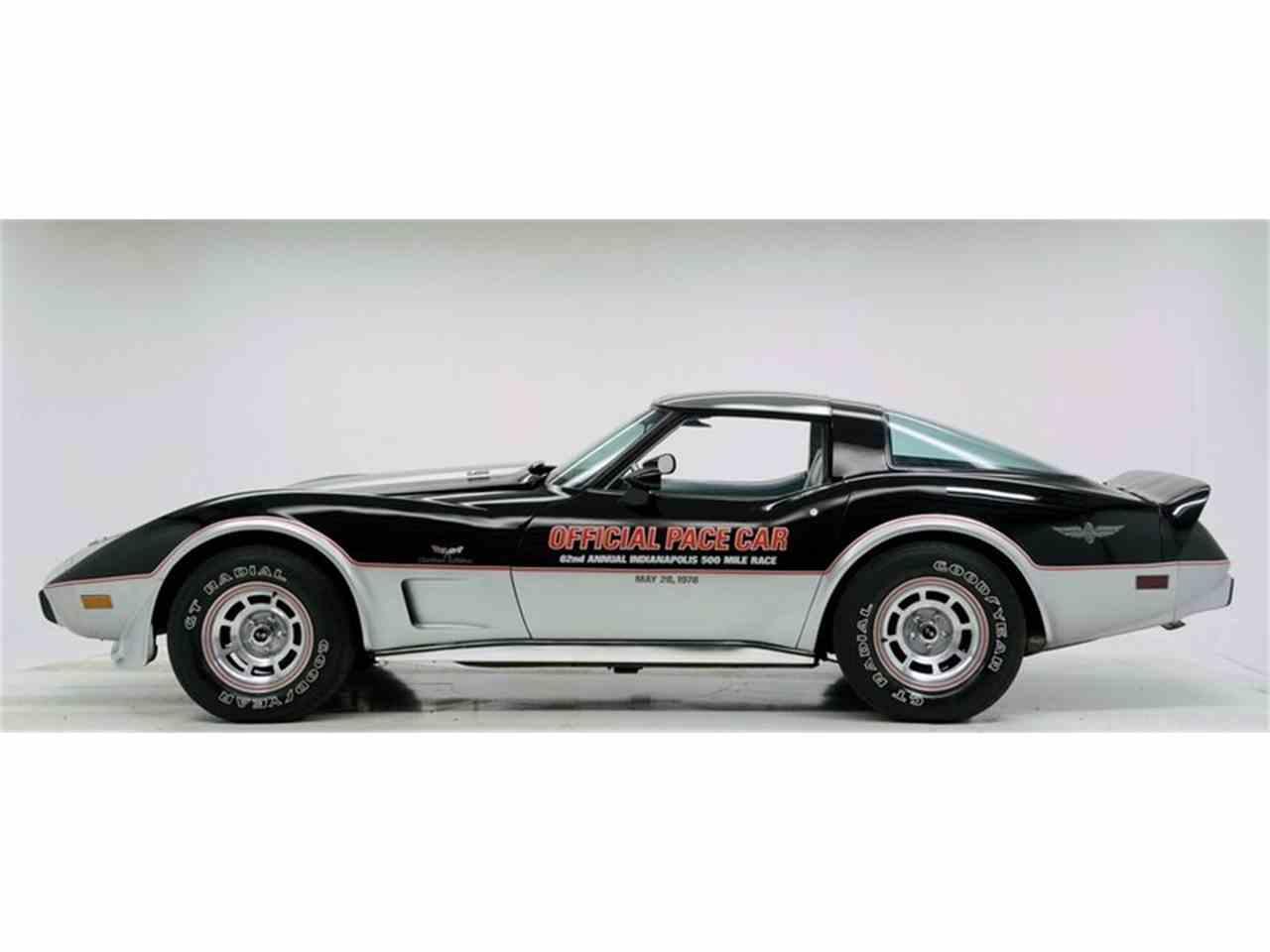 Large Picture of '78 Corvette  Pace Car - K9YN