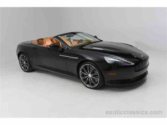 2012 Aston Martin Virage | 946045