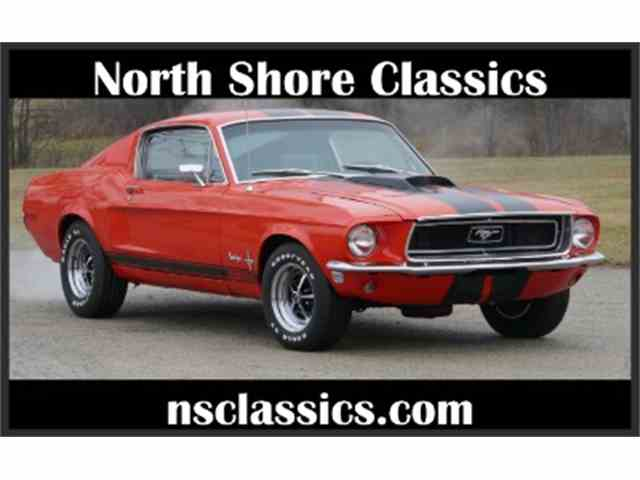 1968 Ford Mustang | 946052