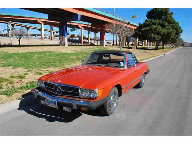 1976 Mercedes-Benz 450SL | 940607