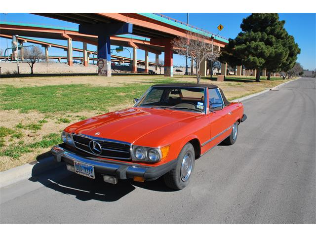 1976 Mercedes-Benz 450SL | 940607
