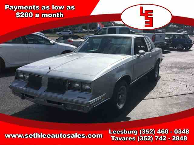 1986 Oldsmobile Cutlass | 946071