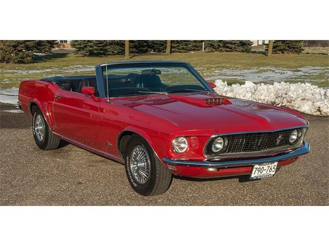 1969 Ford Mustang | 940609