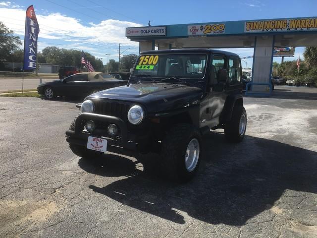 1997 Jeep Wrangler   946091