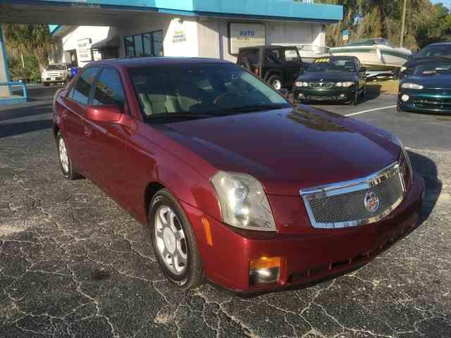 2003 Cadillac CTS   946093