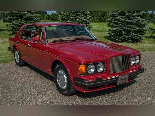 1990 Bentley Turbo R    4 Door Sedan | 940610