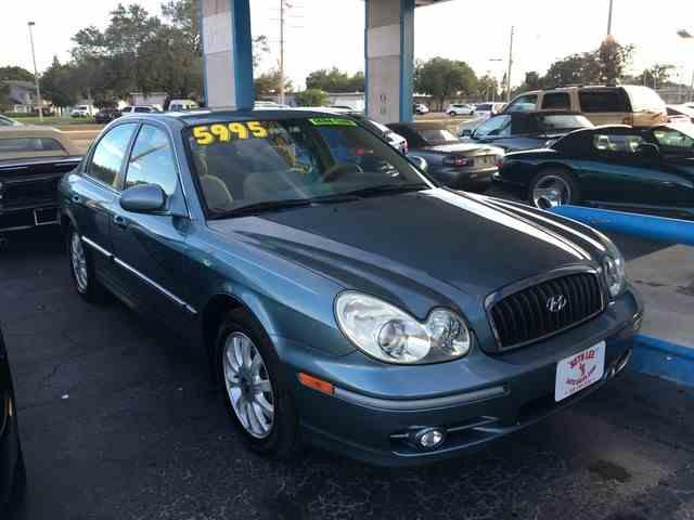 2004 Hyundai Sonata | 946104