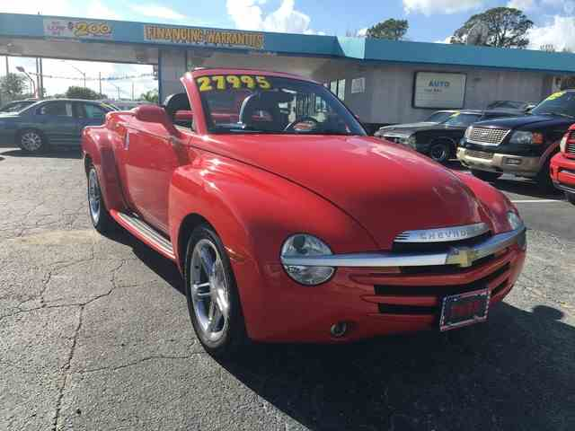 2005 Chevrolet SSR | 946105