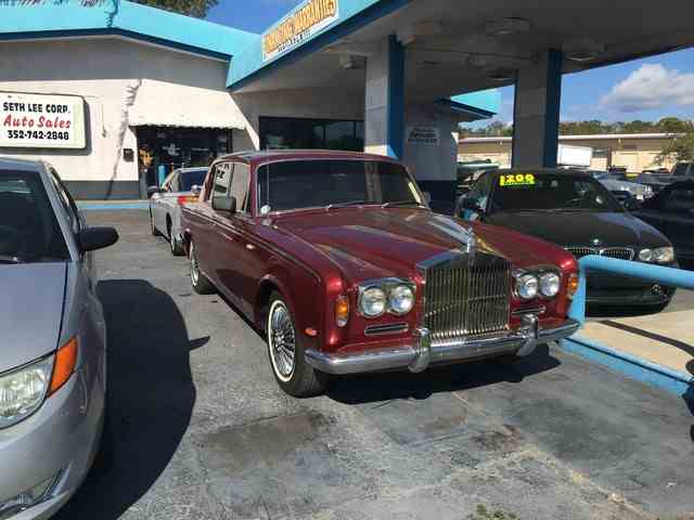 1969 Rolls-Royce Silver Shadow RHD | 946108