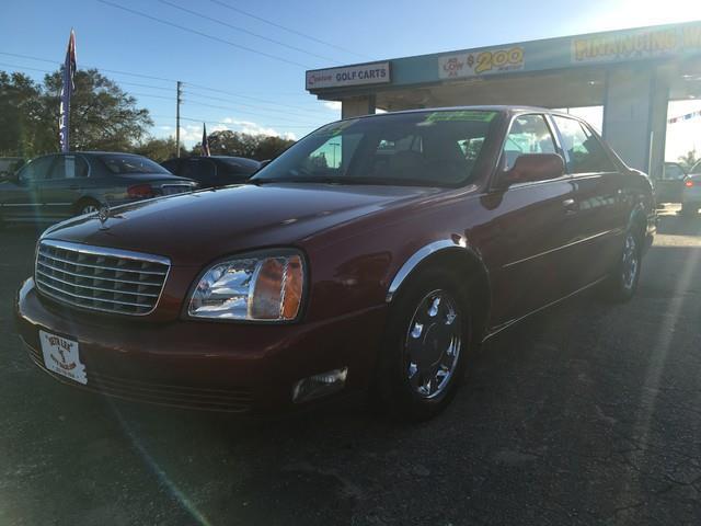 2001 Cadillac DeVille | 946109