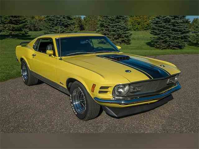 1970 Ford MACH 1 CJ | 940611