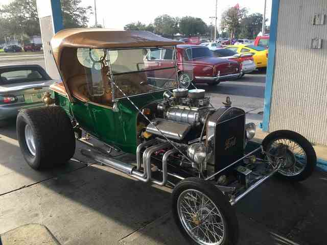 1923 Ford Model T   946112