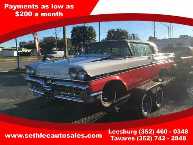 1958 Mercury Turnpike | 946123